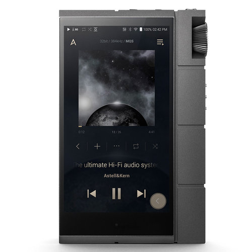 View Larger Image of KANN Cube Portable Music Player (Gray)