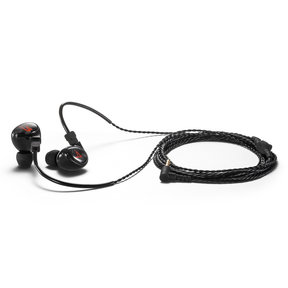 Michelle Limited In-Ear Headphones (Black)