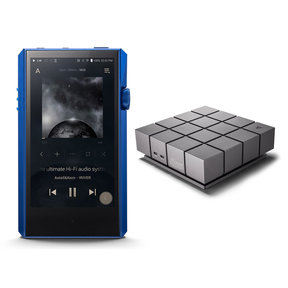 SP1000M Ultima Portable Music Player (Blue) with AK Ripper MKII CD-Ripper