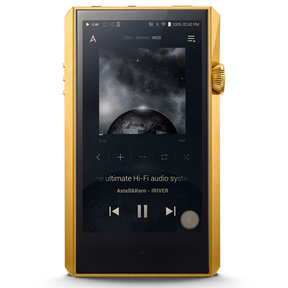 SP1000M Ultima Portable Music Player (Gold)