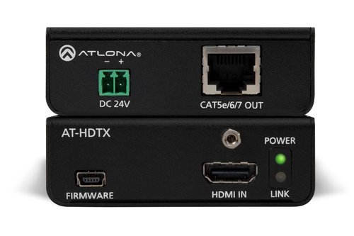 View Larger Image of AT-HDTX HDBaseT Transmitter Over Single Category Cable