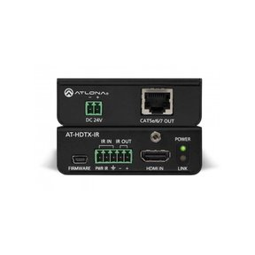 AT-HDTX-IR HDBaseT Transmitter Over Single Category Cable with IR Control