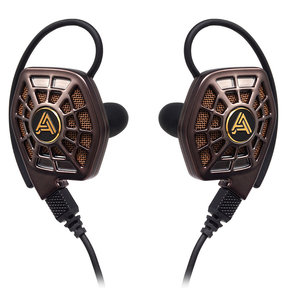 iSINE 20 In-Ear Headphones with Standard Audio Cable (Bronze)
