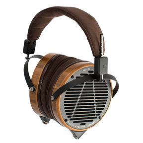 LCD-2 High-Performance Planar Magnetic Over-Ear Headphones with Leather-Free Earpads - Bamboo (Factory Certified Refurbished)