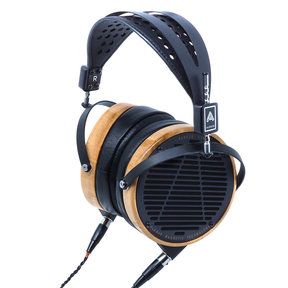LCD-3 High-Performance Planar Magnetic Over-Ear Headphones (Maple Wood)