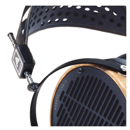 View Larger Image of LCD-3 High-Performance Planar Magnetic Over-Ear Headphones (Maple Wood)