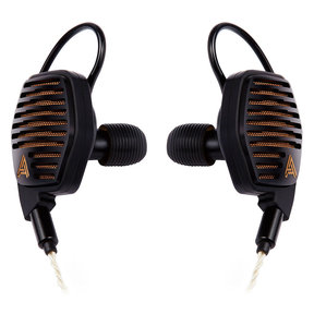 LCD-i4 Earbuds with Premium Braided Cable (Black)