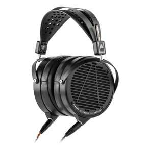 LCD-X Reference-Level Planar Magnetic Over-Ear Headphones (Anodized Aluminum with Lambskin Leather)