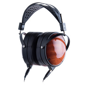 LCD-XC High Performance Over-Ear Headphones with Lambskin Leather Earpads, Creator Edition (Bubinga)