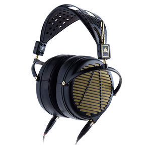 LCD-4z 15-Ohm Over-Ear Headphones (Magnesium/Gold)