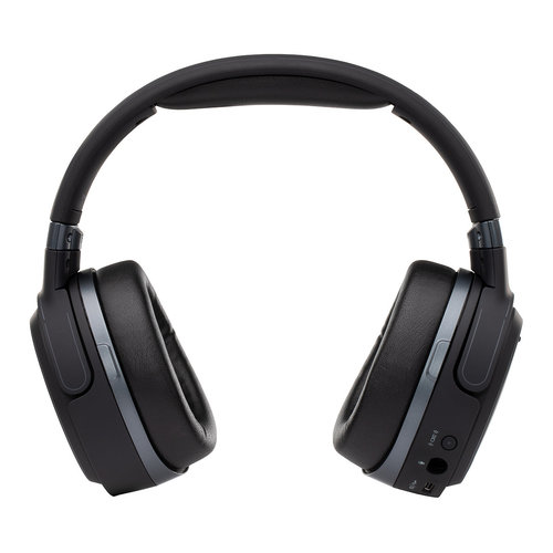 View Larger Image of Mobius Audiophile Wireless Over-Ear Gaming Headphones with Detachable Microphone
