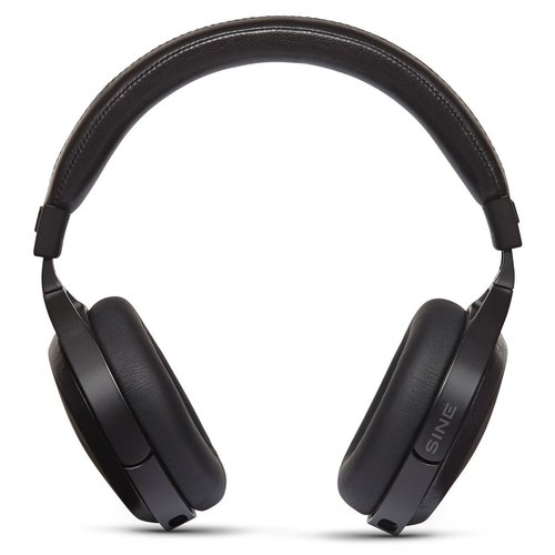 View Larger Image of Sine Closed Back Over-Ear Headphones (Black)