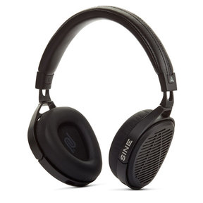 SINE DX On-Ear Open-Back Headphones (Black)