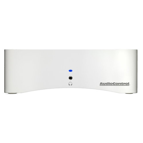 View Larger Image of Rialto 400 100W 2 Channel High Power Amplifier with Alexa Control (White)