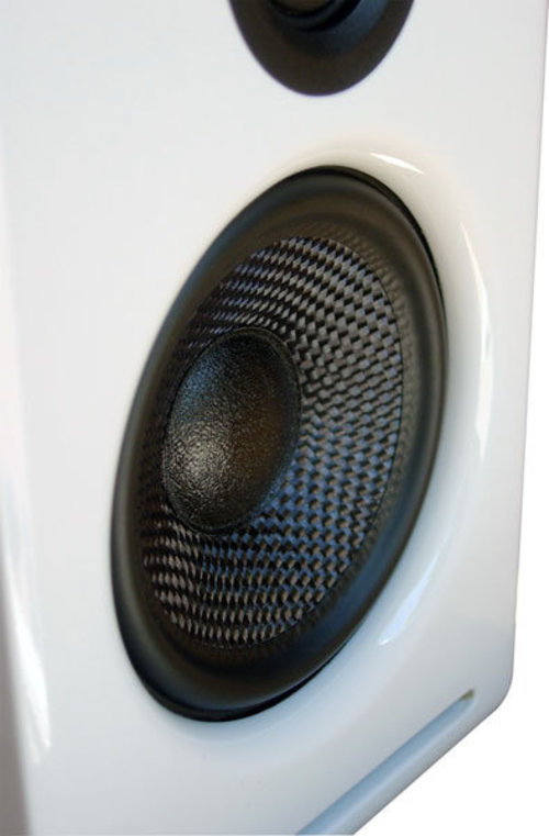 View Larger Image of A2 Premium Powered Desktop Speakers - Pair