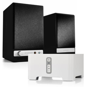 HD3 Wireless Powered Speakers with Sonos CONNECT Wireless Hi-Fi Player