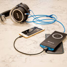 View Larger Image of M-Ear 4D In-Ear Monitor Kit with McIntosh MHA50 Portable DAC Amplifier