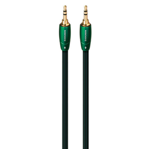 View Larger Image of Evergreen 3.5mm Male to 3.5mm Male Cable - 3.28 ft. (1m)