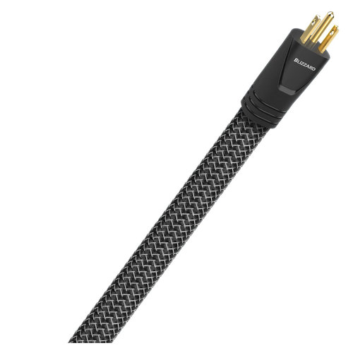 View Larger Image of Blizzard High-Current 15 AMP AC Power Cable - 6.56' (2m)