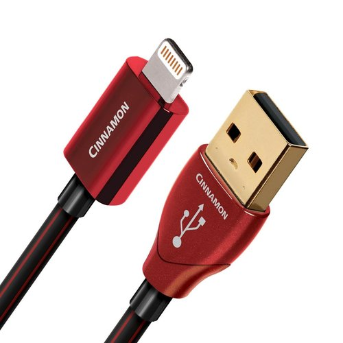 View Larger Image of Cinnamon Lightning to USB Cable - 2.46 ft. (.75m)