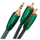 View Larger Image of Evergreen 3.5mm Male to RCA Male Audio Interconnect Cable - 3.28 ft. (1m)
