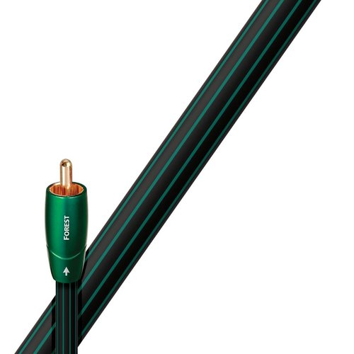View Larger Image of Forest Digital Coax (Green) - 2.4ft