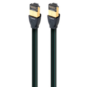 41 ft. Black//Green Active HDMI Digital Audio//Video Cable with Ethernet Connection AudioQuest Forest 12.5m