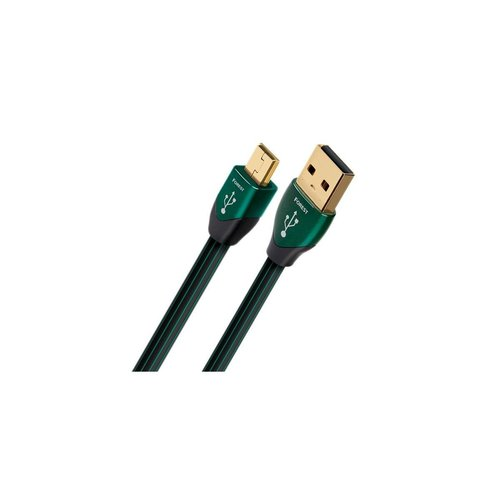 View Larger Image of Forest USB A to Mini Digital Audio Cable - 0.75M