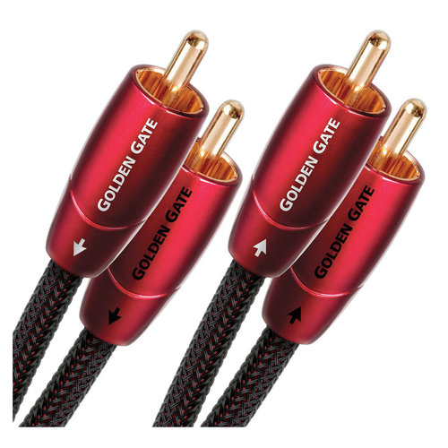 View Larger Image of Golden Gate RCA Male to RCA Male Cable - 4.92 ft. (1.5m)