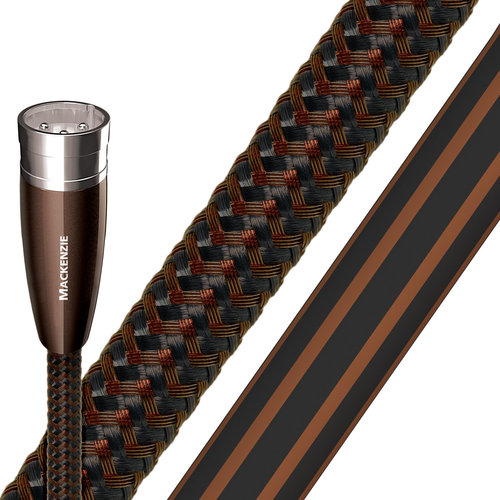View Larger Image of Mackenzie XLR Audio Cable - 2 meters