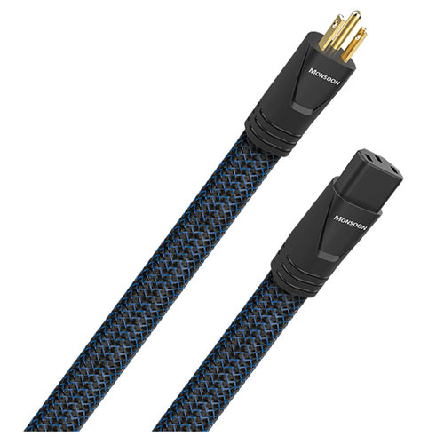View Larger Image of Monsoon High-Current 15 AMP AC Power Cable - 19.68' (6m)