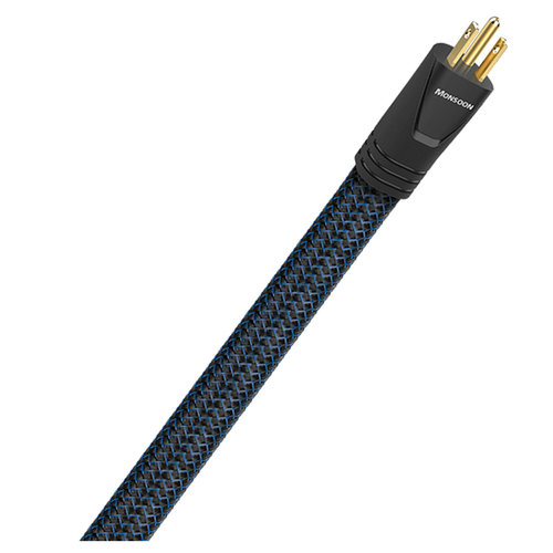 View Larger Image of Monsoon High-Current 15 AMP AC Power Cable - 9.84' (3m)