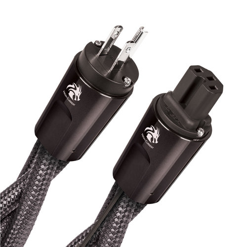 View Larger Image of NRG Dragon High-Current 15-Amp AC Power Cable - 2 Meters