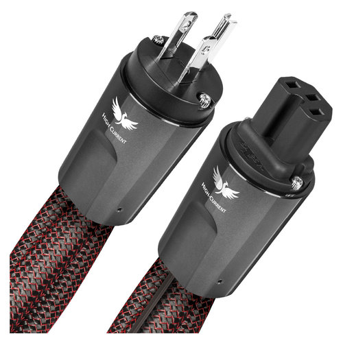 View Larger Image of NRG FireBird High-Current 15-Amp AC Power Cable - 9.84 ft. (3m)