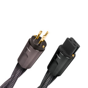 NRG Thunder High-Current 20-Amp AC Power Cable - 3 Meters