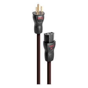 NRG-X3 Power Cable for Amplifiers and Power Conditioners - 19.68 ft (6m)