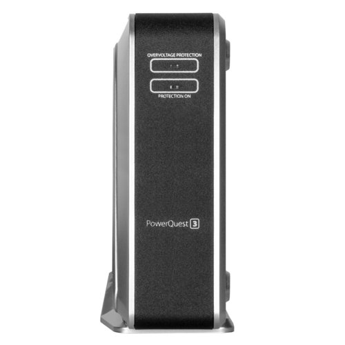View Larger Image of PowerQuest 3 8-Outlet Surge Protector