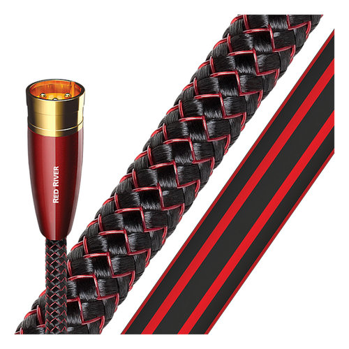 View Larger Image of Red River XLR Cables - 16.5 ft. (5m) - 2-Pack
