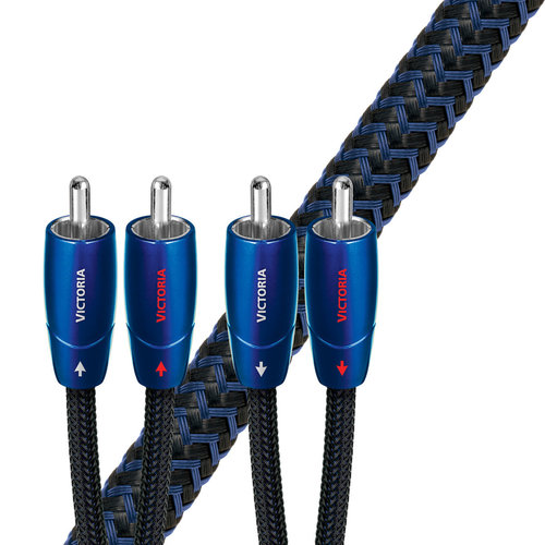 View Larger Image of Victoria RCA Male to RCA Male Cable - 4.92 ft. (1.5m)