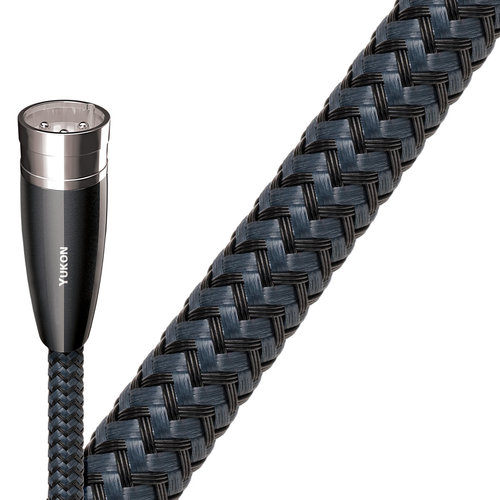 View Larger Image of Yukon Male XLR to Female XLR Cable - 6.56 ft. (2m) - 2-Pack