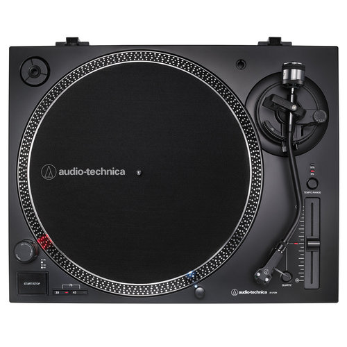 View Larger Image of AT-LP120XUSB Direct-Drive 3-Speed Turntable with USB Output