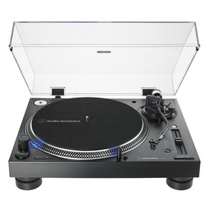 AT-LP140XP Direct-Drive Professional DJ Turntable