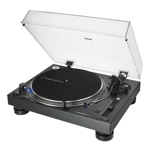 View Larger Image of AT-LP140XP Direct-Drive Professional DJ Turntable