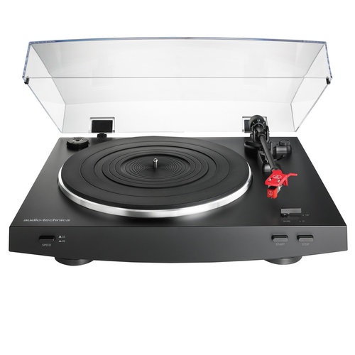 View Larger Image of AT-LP3 Fully Automatic Belt-Drive Stereo Turntable