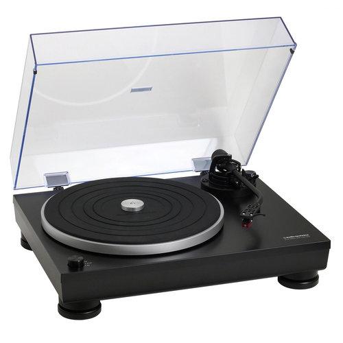 View Larger Image of AT-LP5 Direct-Drive Turntable (Black)