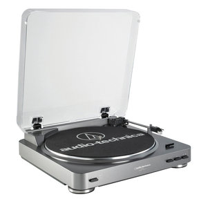 AT-LP60 Fully Automatic Stereo Turntable System with Two Speeds