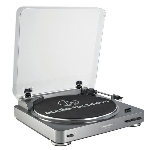 View Larger Image of AT-LP60 Fully Automatic Stereo Turntable System with Two Speeds