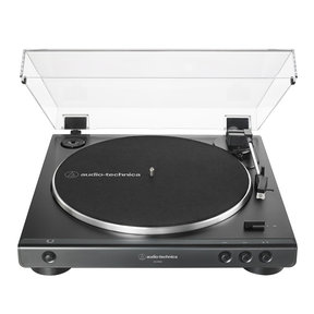 AT-LP60X Fully Automatic Belt-Drive Stereo Turntable