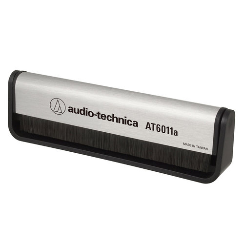 View Larger Image of AT6011a Anti-Static Record Brush