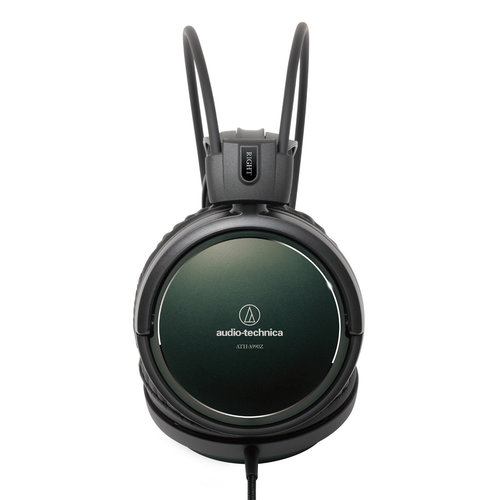 View Larger Image of ATH-A990Z Art Monitor Over-Ear Closed-Back Dynamic Headphones (Black)